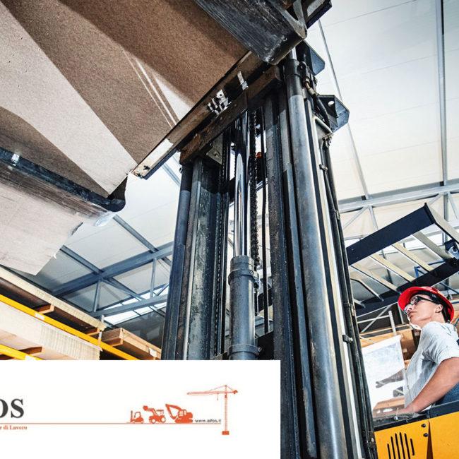 corso carrello elevatore imola sicurezza sul lavoro - officine formazione