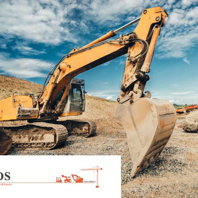 corso macchine movimento terra imola - patentino mmt escavatori idraulici caricatori frontali terne imola - sicurezza sul lavoro - officine formazione